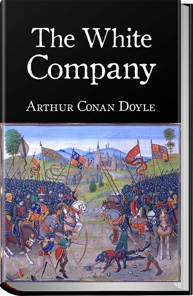 کتاب The White Company