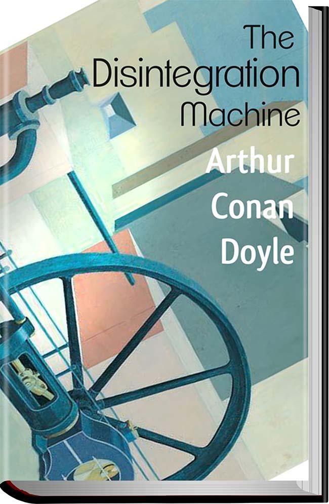 کتاب The Disintegration Machine