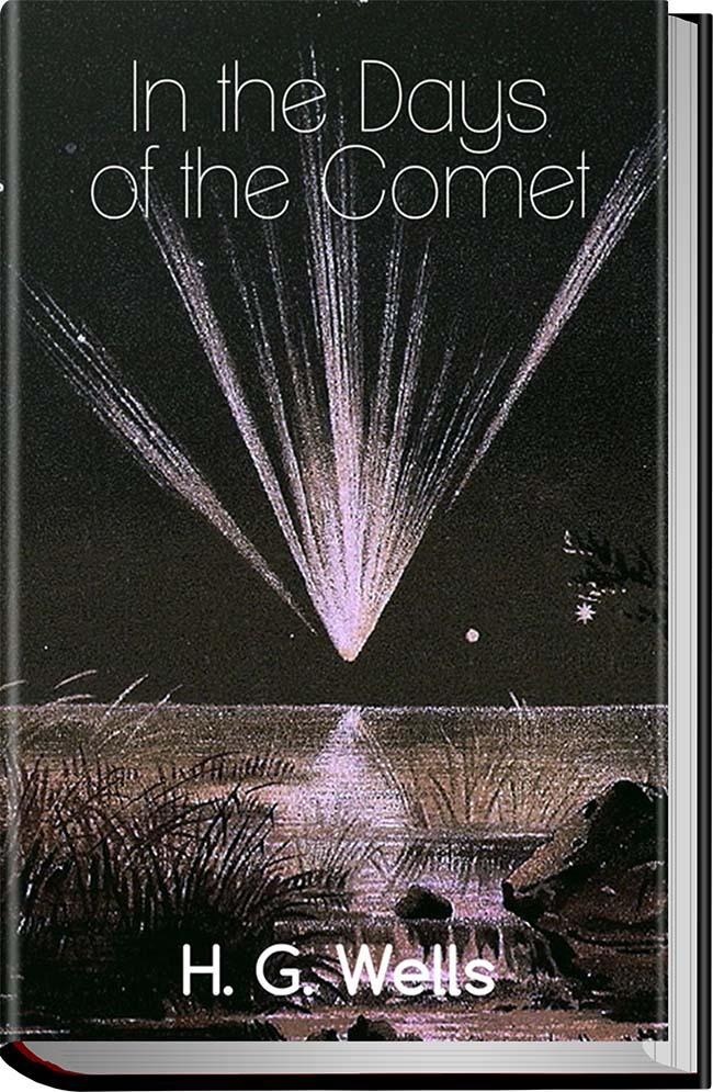 کتاب In the Days of the Comet