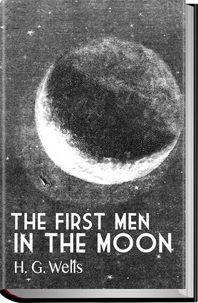 کتاب The First Men in the Moon