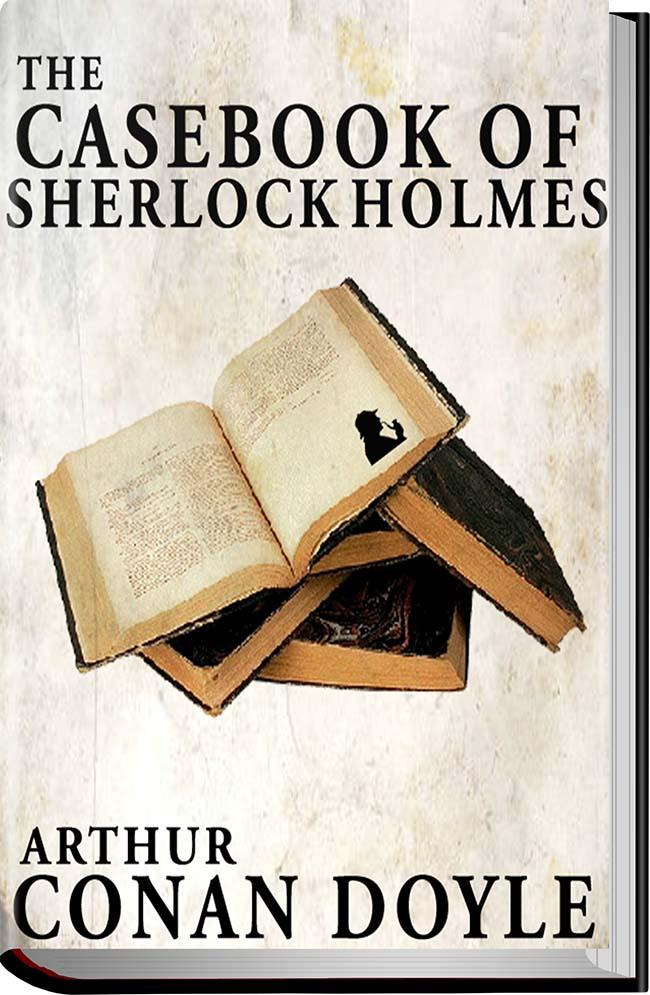 کتاب The Casebook of Sherlock Holmes