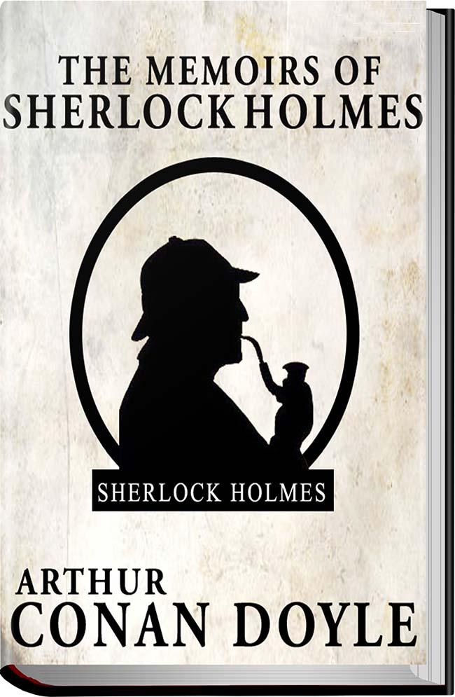 کتاب The Memoirs of Sherlock Holmes