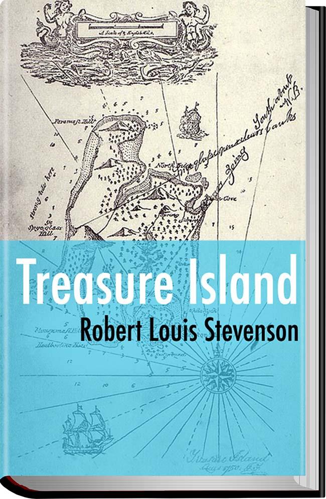 کتاب Treasure Island
