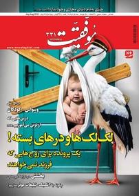 مجله دوهفتهنامه موفقیت – شماره ۳۳۱