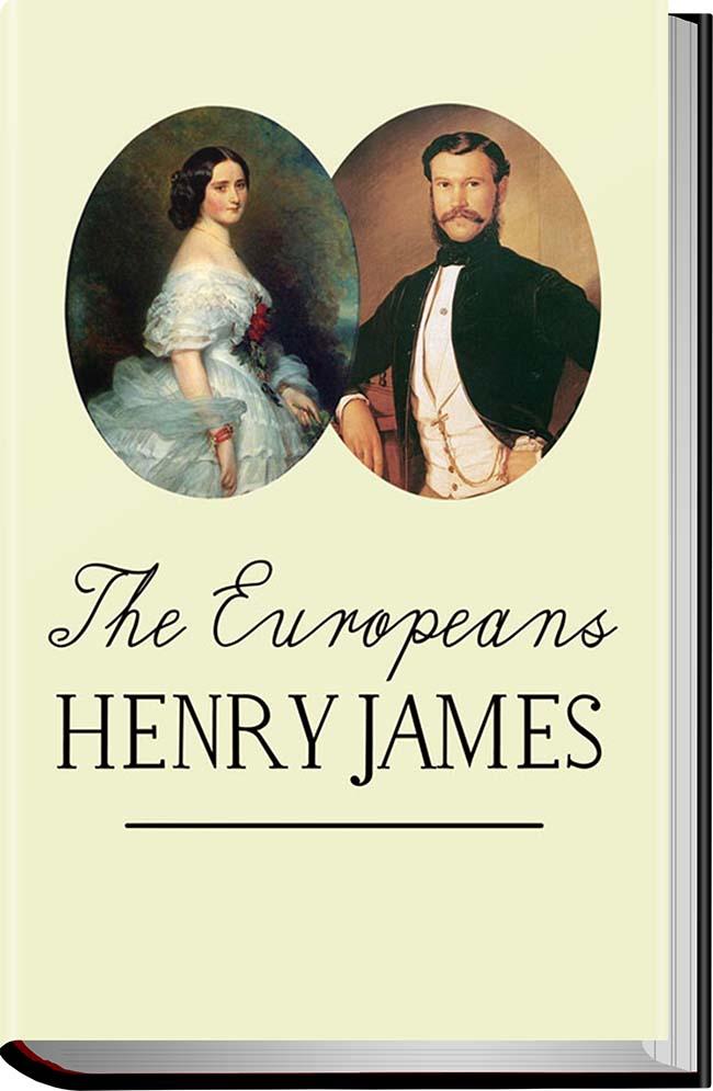 کتاب The Europeans