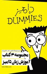 کتاب مجموعه ۴  کتاب آموزش زبان دامیز