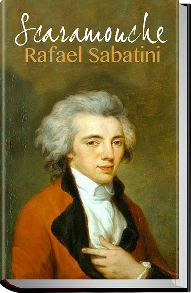 کتاب Scaramouche