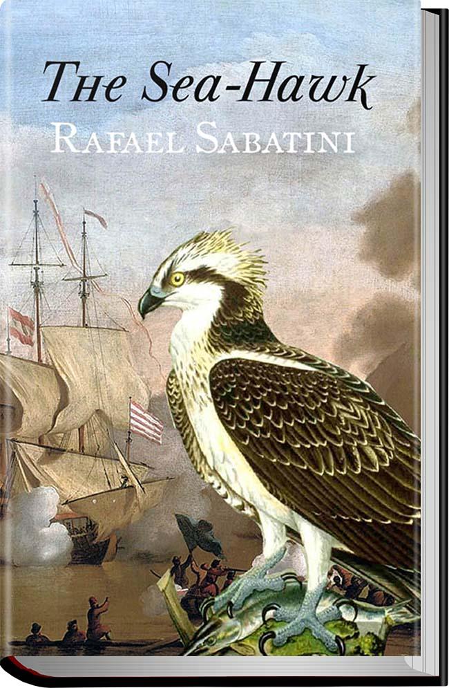 کتاب The Sea-Hawk