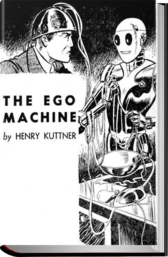 کتاب The Ego Machine