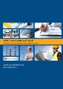 گزارش آماری حقوق و دستمزد ۱۳۹۳ (نسخه PDF)