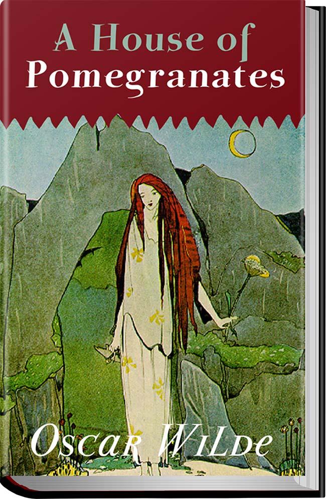 کتاب A House of Pomegranates