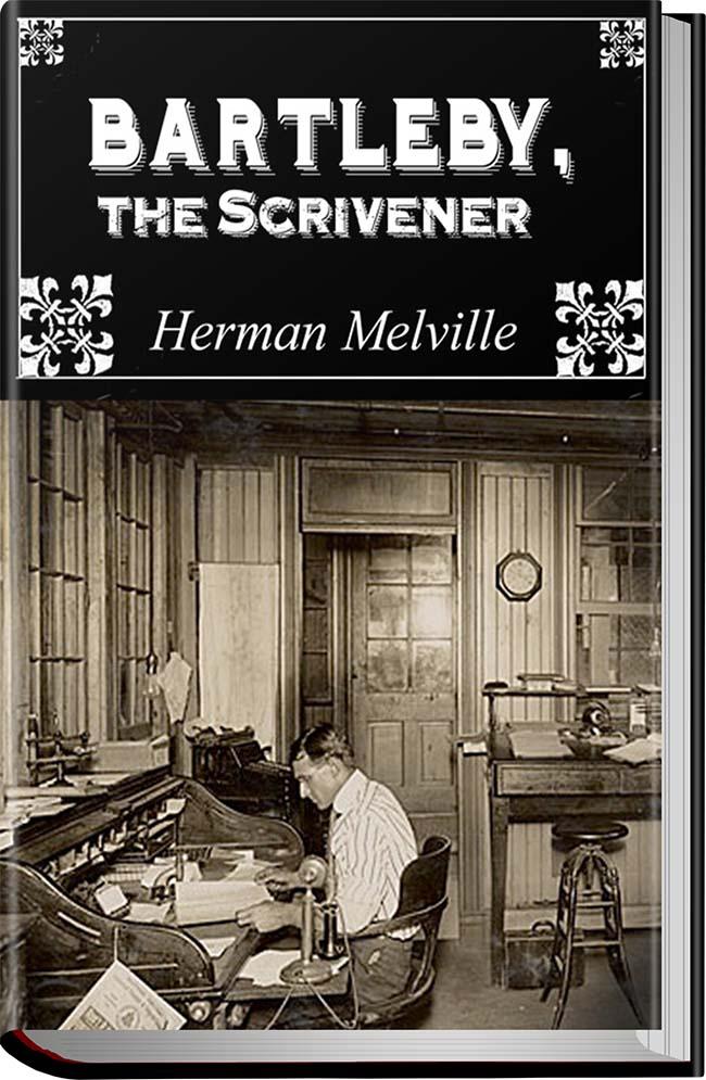 کتاب Bartleby the Scrivener
