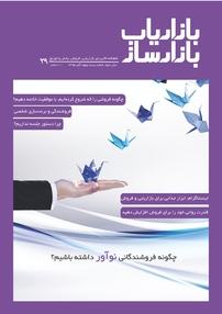 مجله ماهنامه بازاریاب بازارساز - شماره ۲۹