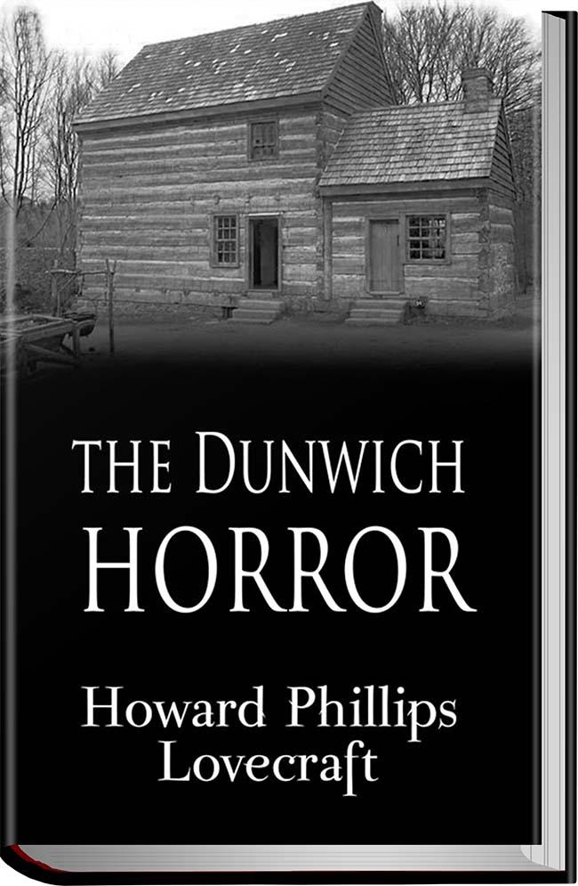 کتاب The Dunwich Horror