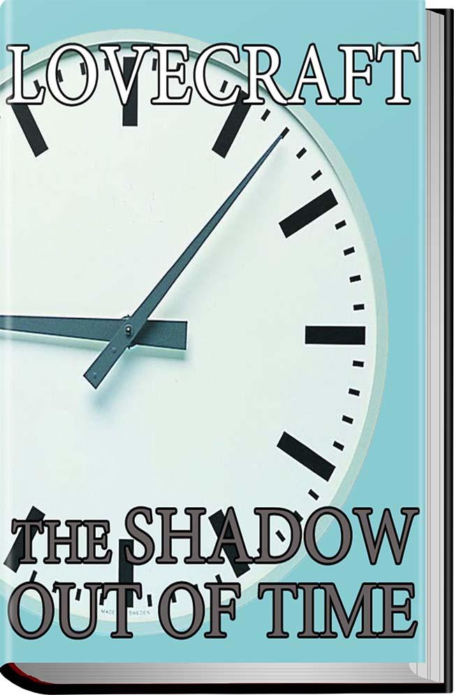 کتاب The Shadow out of Time