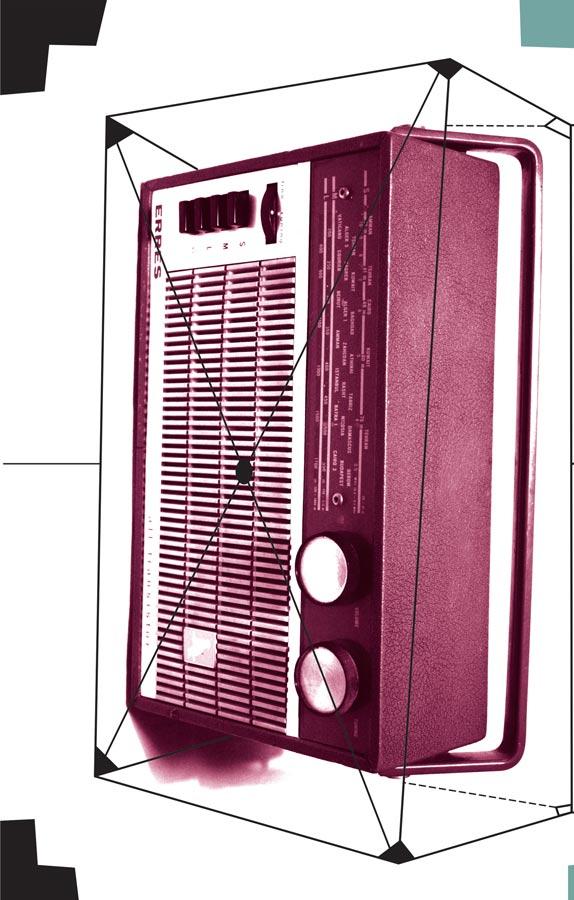 کتاب اصول درامنویسی برای رادیو به همراه درام رادیویی نیمتنهی ارغوانی
