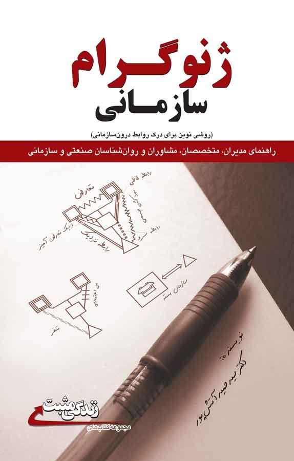 کتاب ژنوگرام سازمانی