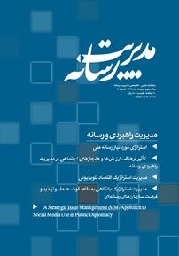 مجله ماهنامه علمی تخصصی مدیریت رسانه شماره ۱۱