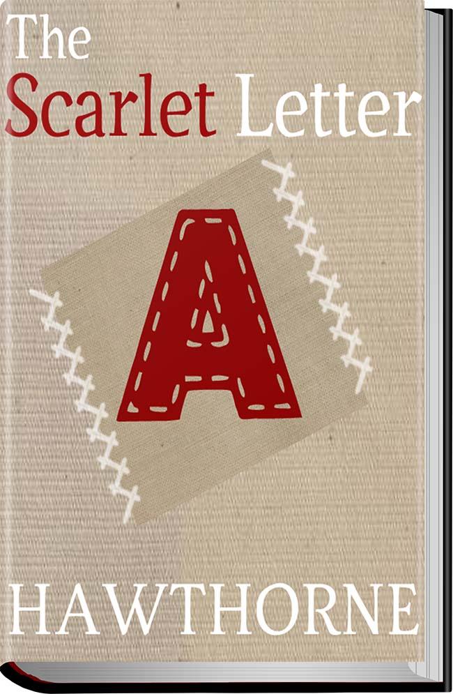 کتاب The Scarlet Letter