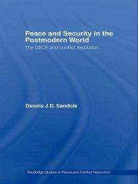 کتاب Peace and Security in the Postmodern World