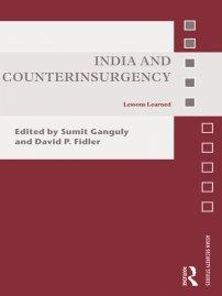 کتاب India and Counterinsurgency