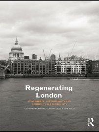 کتاب Regenerating London