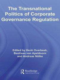 کتاب The Transnational Politics of Corporate Governance Regulation
