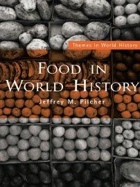 کتاب Food in World History