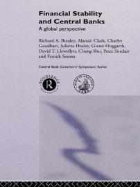 کتاب Financial Stability and Central Banks