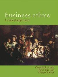 کتاب For Business Ethics