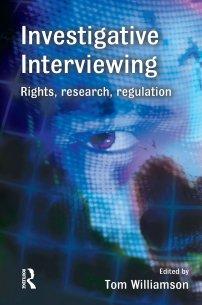 کتاب Investigative Interviewing