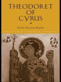 کتاب Theodoret of Cyrus