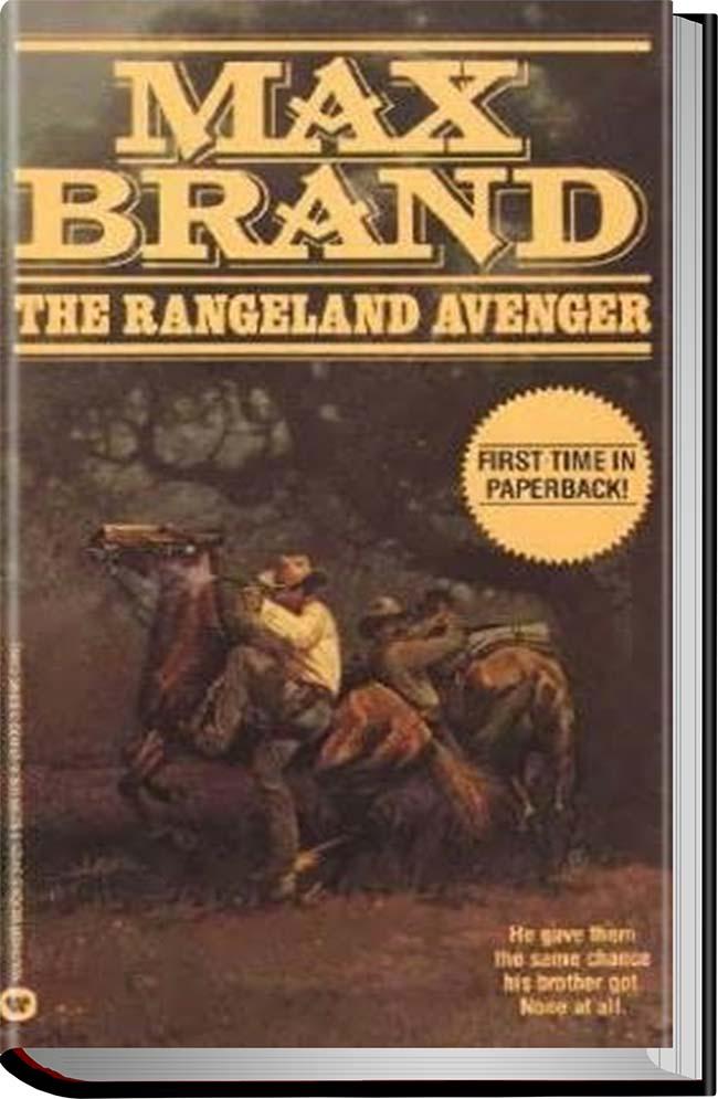 کتاب The Rangeland Avenger