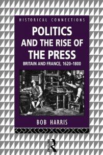 کتاب Politics and the Rise of the Press