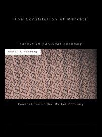 کتاب The Constitution of Markets