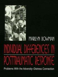 کتاب individual Differences in Posttraumatic Response