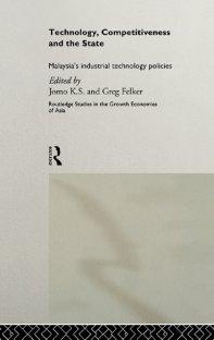کتاب Technology, Competitiveness and the State