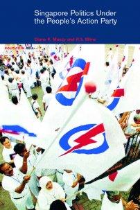 کتاب Singapore Politics Under the People's Action Party