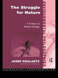 کتاب The Struggle For Nature