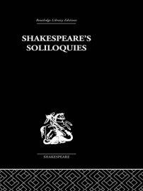 کتاب Shakespeare's Sililoquies