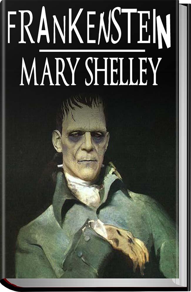 کتاب Frankenstein