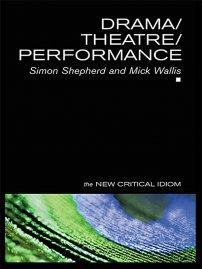 کتاب Drama/Theatre/Performance