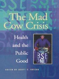 کتاب Mad Cow Crisis