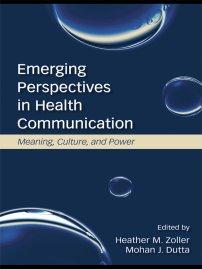 کتاب Emerging Perspectives in Health Communication