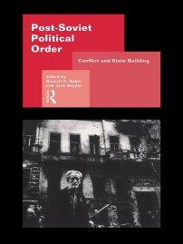 کتاب Post-Soviet Political Order