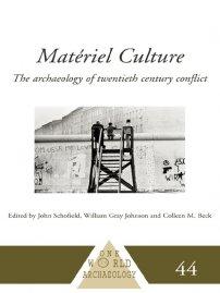 کتاب Matériel Culture
