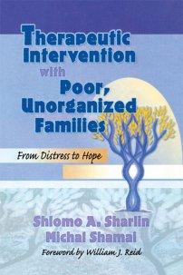 کتاب Therapeutic Intervention with Poor, Unorganized Families