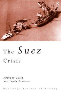 کتاب The Suez Crisis