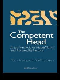 کتاب The Competent Head
