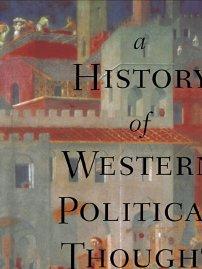 کتاب A History of Western Political Thought